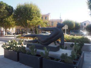 Statut Maillol à Banyuls