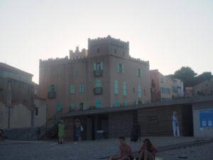 Palais mystérieux de Collioure