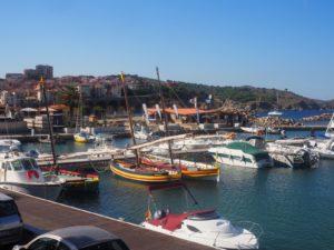 Le port de Banyuls