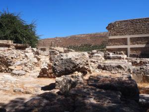 Knossos, Palais minoen