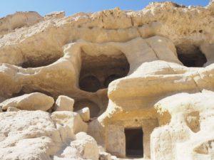 Les grottes de Matala