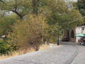 L'aqueduc de Krasi en Crète