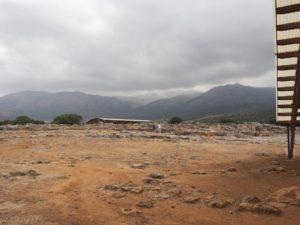 Le Palais minoen de Malia