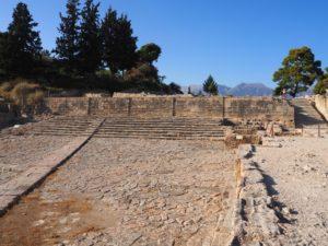 Le palais Minoen de Phaistos