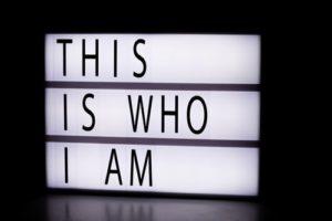 Je suis qui je suis