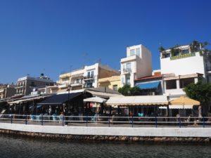 Agios Nikolaos en Crète