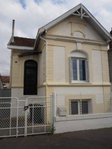Une petite maison sans escaliers