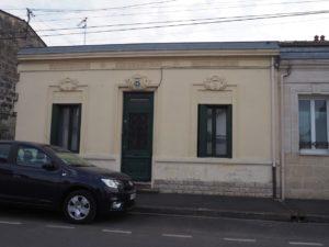 Une maison à Bordeaux