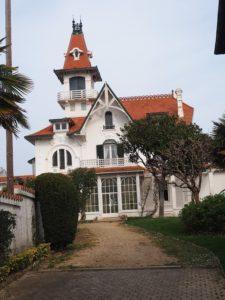 Jolie maison d'Arcachon