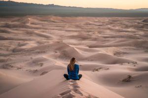 Méditation, ma bulle zen
