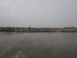 Traverser la Garonne en navette