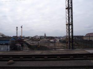 Quartier en friche à Bordeaux