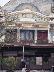 Café du Levant, gare de Bordeaux