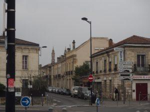 Quartier St-Jean à Bordeaux
