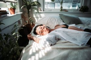 La rupture du stress qui fait dormir