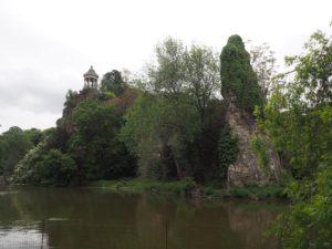 Une balade aux Buttes-Chaumont