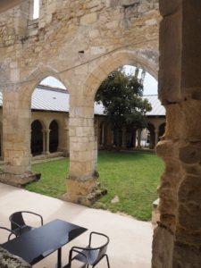 Couvent des cordeliers à St Emilion