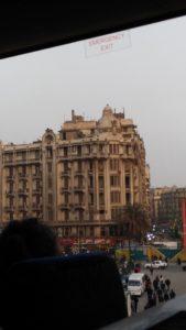 Dans les rues du Caire