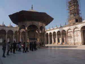 La mosquée Mohamed Ali au Caire